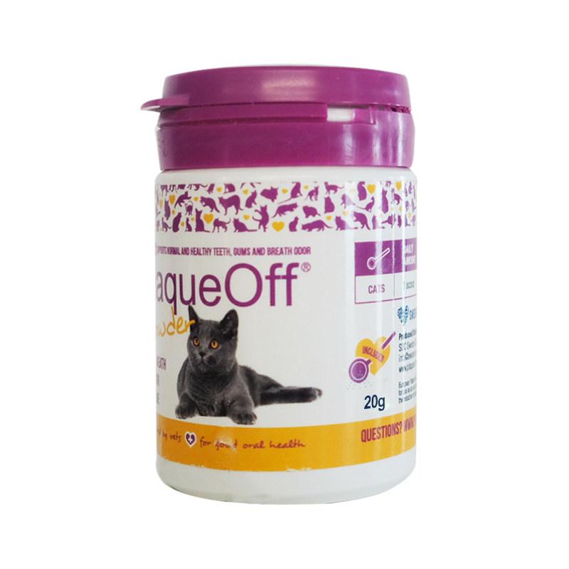 博乐丹 猫用洁牙粉 40g