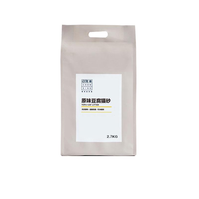 宠幸  原味豆腐猫砂 原味 2.7kg