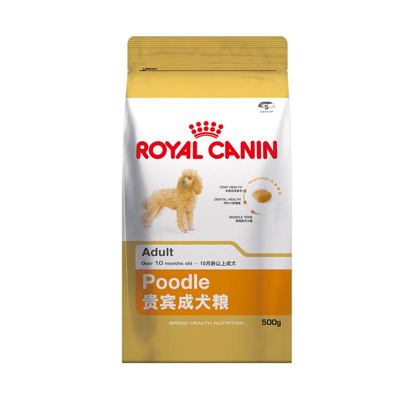 皇家贵宾成犬粮PD30/0.5KG 0.5kg