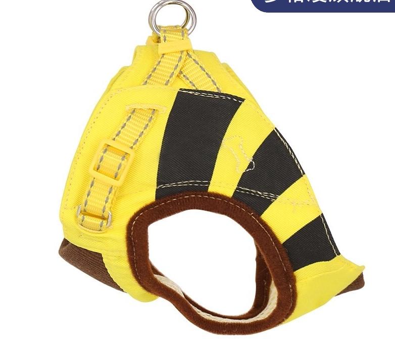 多格漫绑带背心-小蜜蜂 小号 1个