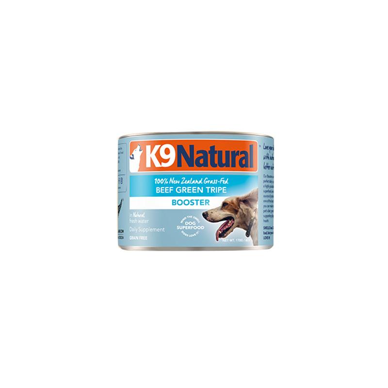 K9犬Natural天然无谷犬罐-牛肚170g 170g