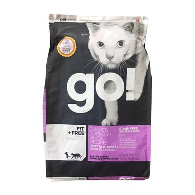 Go! 健康无限系列无谷九种肉全猫粮 多规格可选 九种肉全猫粮16磅