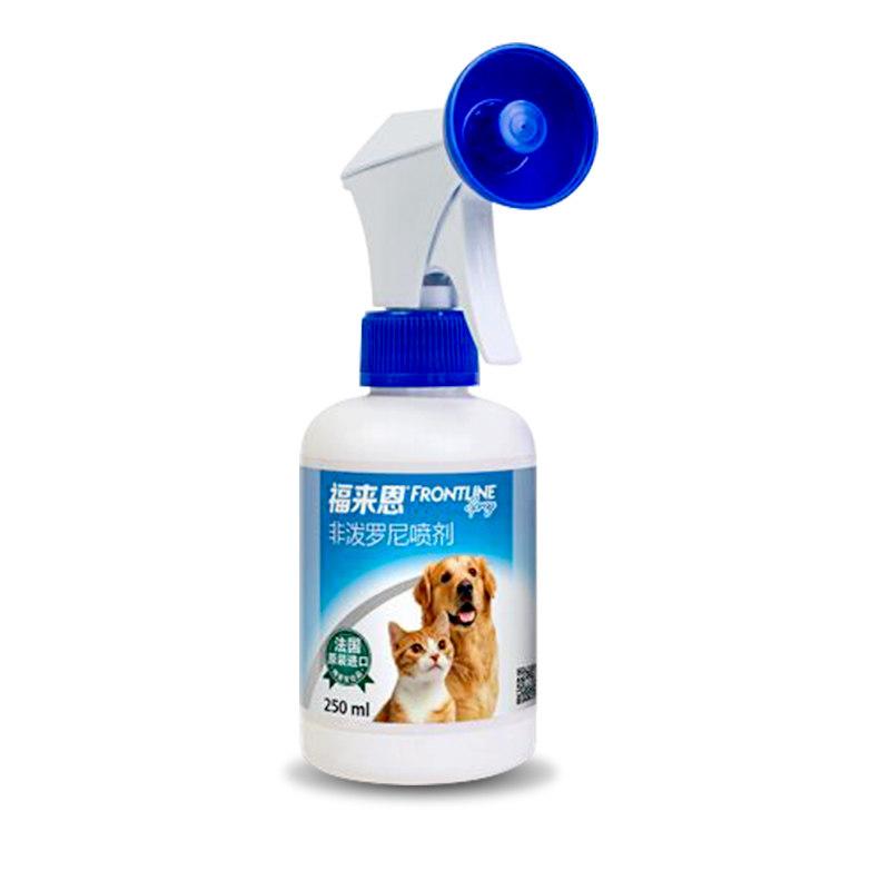 勃林格 福来恩 狗狗福莱恩滴剂 外驱虫药 喷剂 犬猫通用 250ml