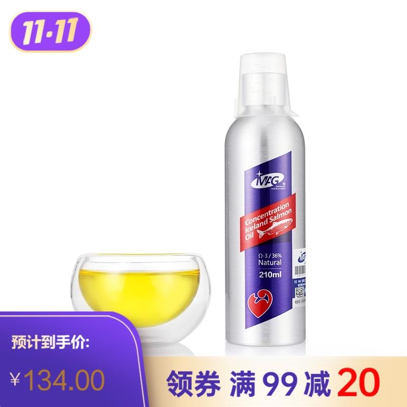 MAG猫用鱼油210ml/瓶 210ml