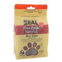 真挚zeal 新西兰进口 宠物零食 犬-小牛肉干125g
