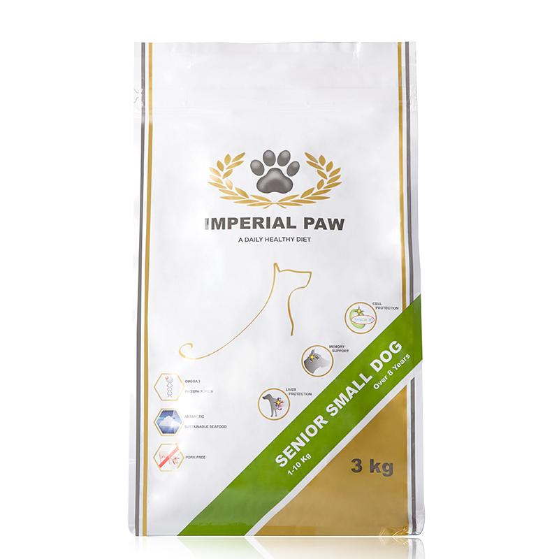 欧帝亿 IMPERIAL PAW  小型老年犬天然粮 比利时原装进口 老年犬 3kg