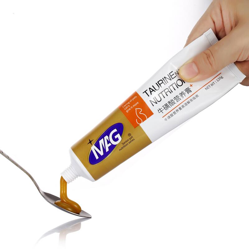 MAG牛磺酸营养膏 120g