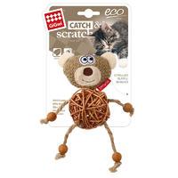 贵为 ECO藤球铃铛 猫玩具 可爱熊