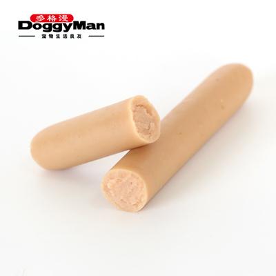 日本Doggyman多格漫  鸡肉鱼肉火腿肠7根 鸡肉