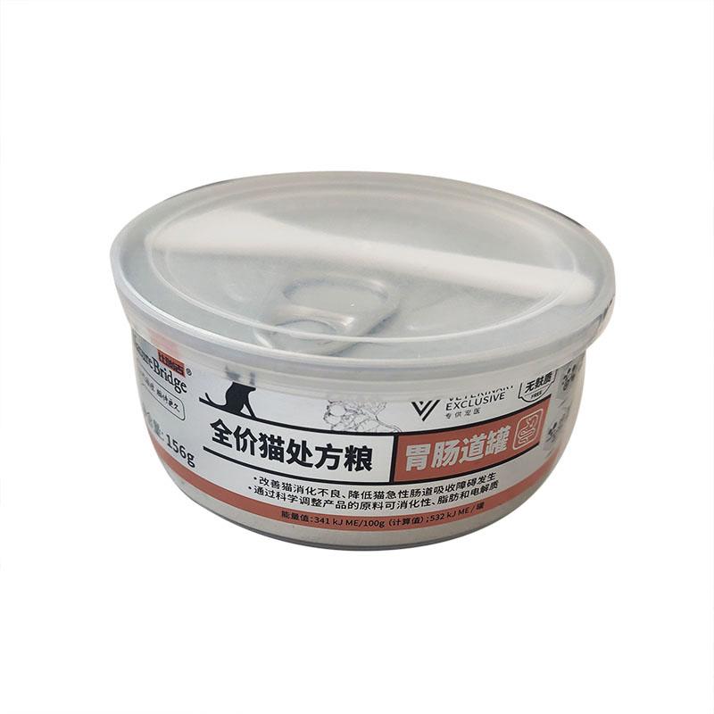 比瑞吉全价猫处方粮 胃肠道罐156g 156g/罐