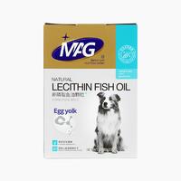 MAG卵磷脂鱼油颗粒(犬用)盒装 30g*6袋/盒