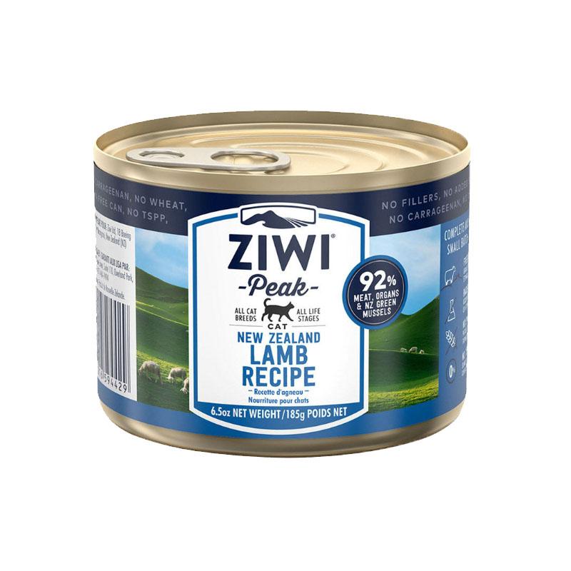 巅峰 Ziwi Peak羊肉配方猫罐头 185g