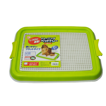 爱丽思宠物厕所TFT-495绿 490×365×33mm