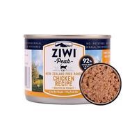 巅峰Ziwi Peak  猫罐头185g 多口味可选 鸡肉配方