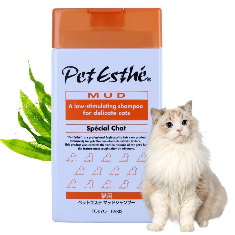 贝特爱思宠物洗澡用品 深海泥香波(猫)