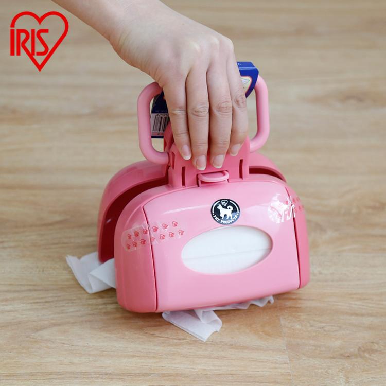爱丽思 狗狗用品 拾便器 粉色