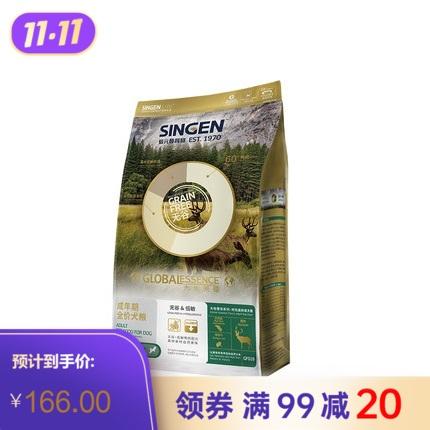 发育宝 GFD28大地菁华时光森林成犬粮2kg 2kg