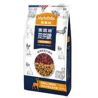 麦富迪 小型犬鹿肉双拼成犬粮500g