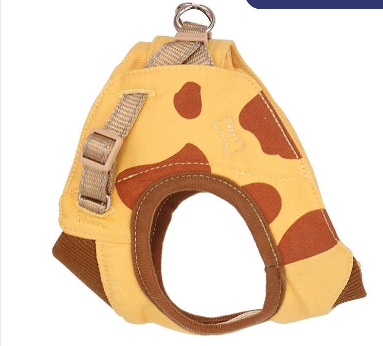 多格漫绑带背心-长颈鹿 小号 1个