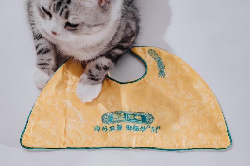 勃林格猫斗篷 1件