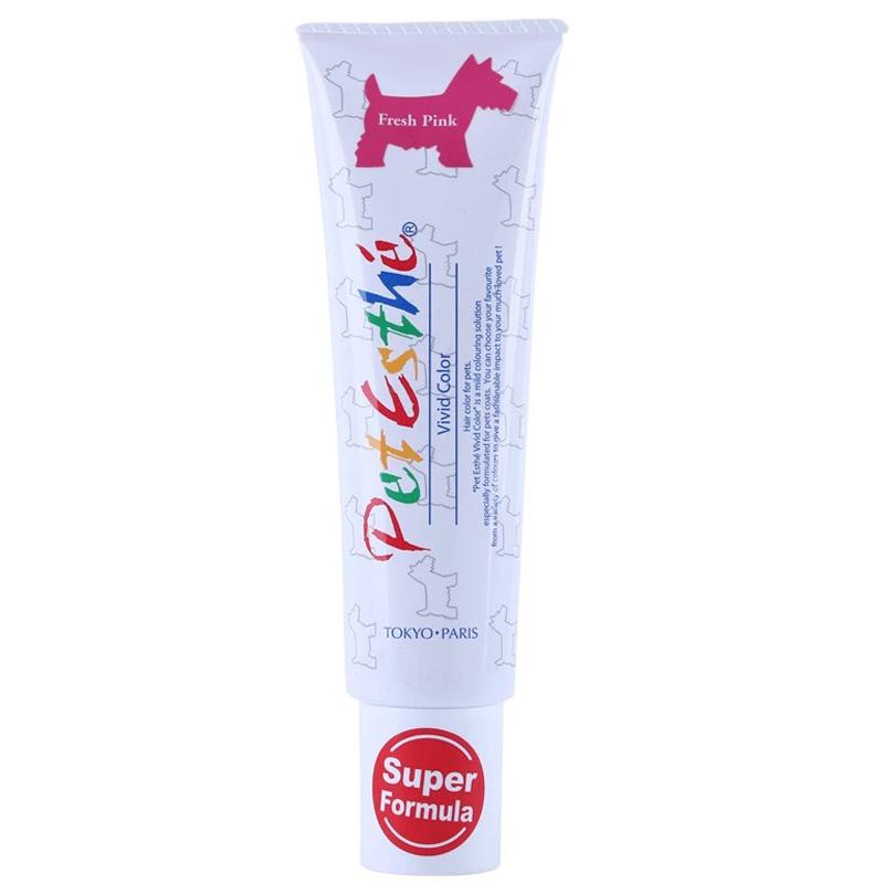 贝特爱思比比朵染色防护膏FreshPink(粉色)140g 140G