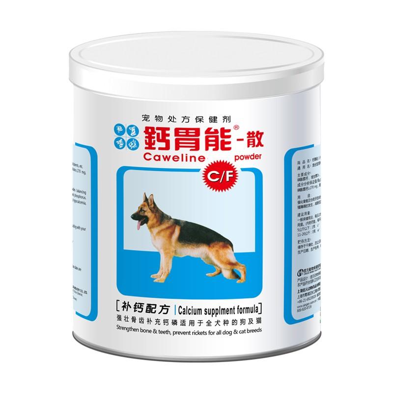 发育宝 C/F犬猫钙胃能450g 450g