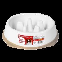 爱丽思宠物缓食盆USO-443-白浅米 1个