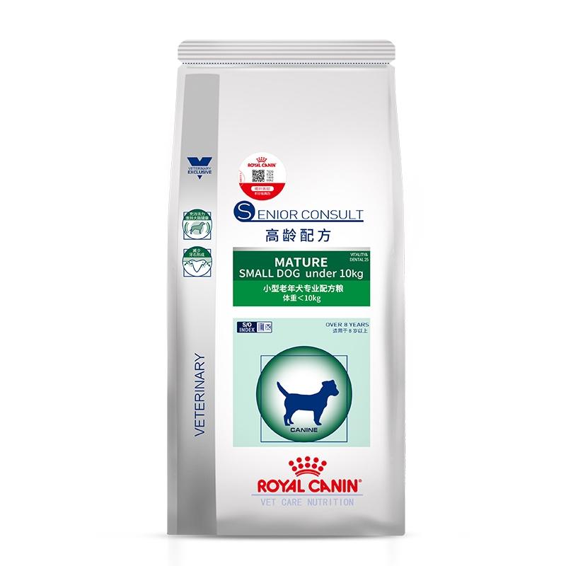 皇家小型老年犬全价配方粮SM25/1.5KG【效期至21年6月15】 1.5kg