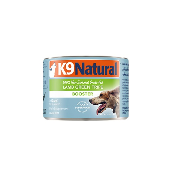 K9犬Natural天然无谷犬罐-羊肚170g 170g