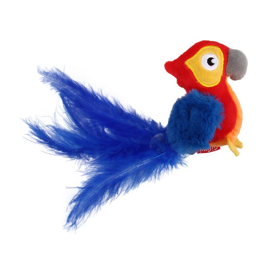 贵为-炫律红鹦鹉 1个