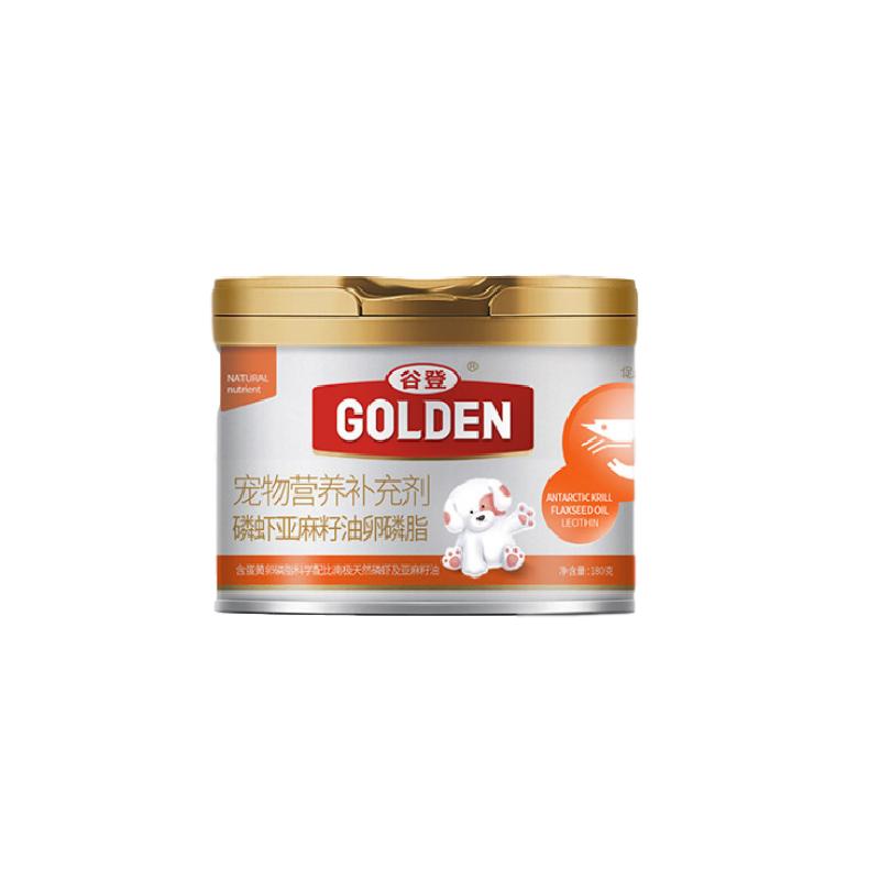 谷登 磷虾亚麻籽油卵磷脂(犬用) 180g