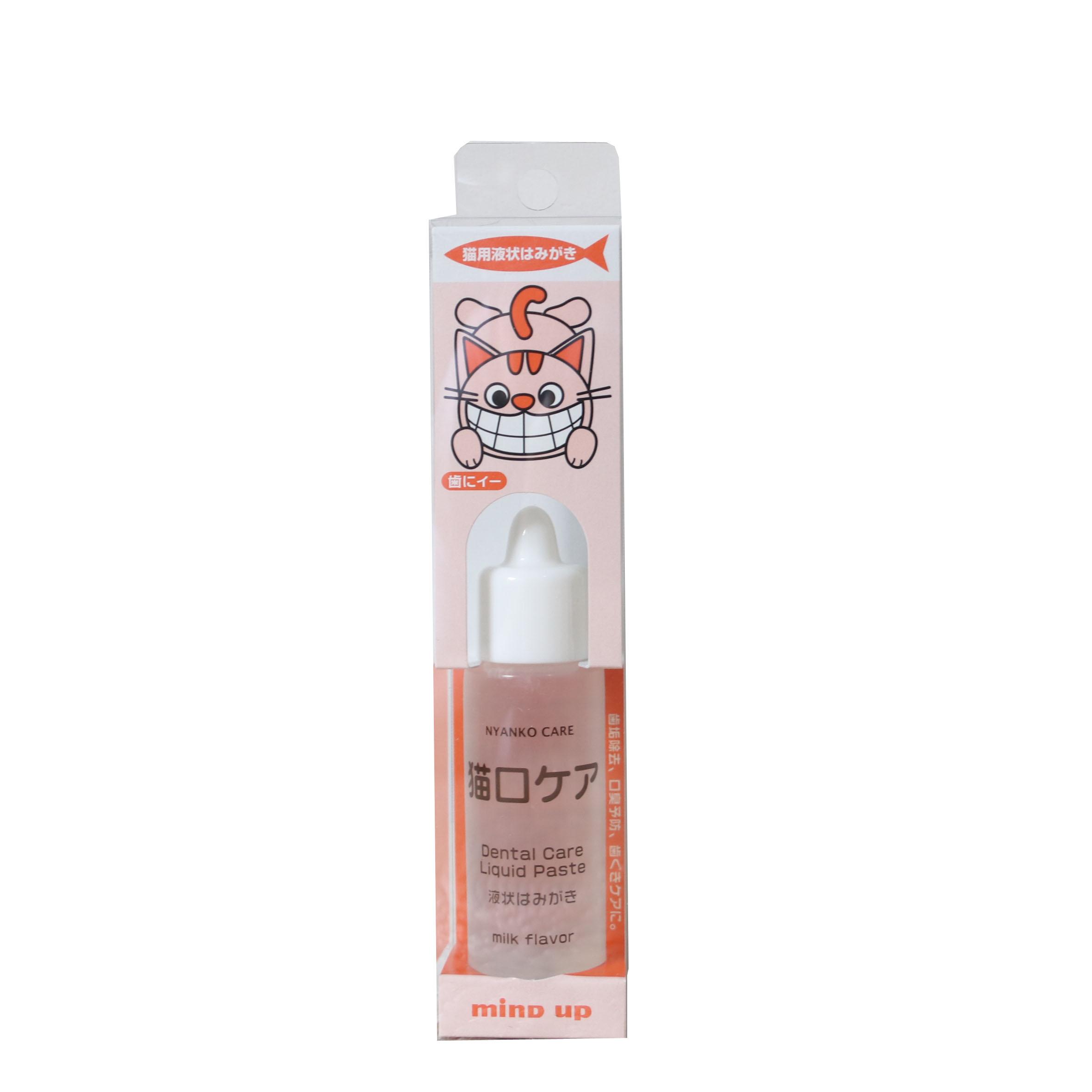 mindup猫用液体牙膏(54008) 30ml/支