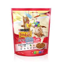 冠能喜跃 鸡肉、鱼肉、牛奶和菠菜味猫粮(幼猫) 1.2kg