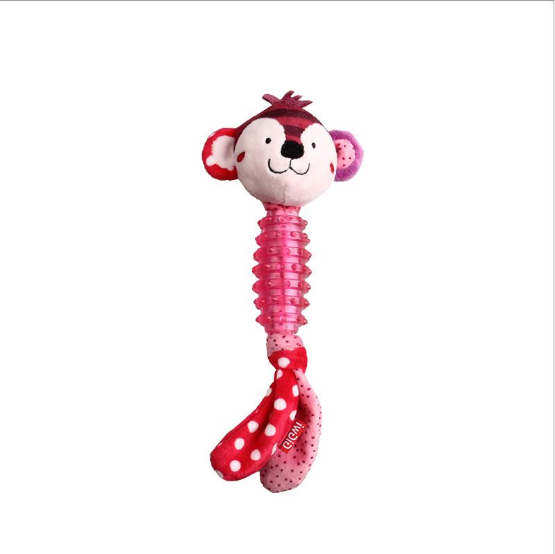 贵为-Q仔萌系列小猴狗狗玩具 均码