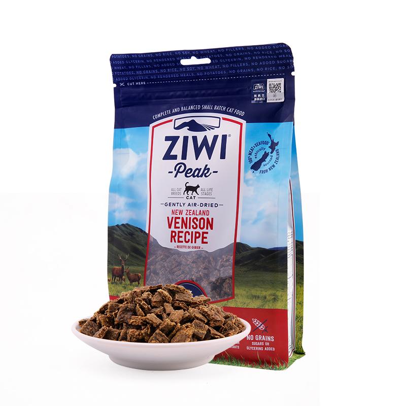 巅峰 Ziwi Peak 鹿肉配方风干猫宠物食品 400g