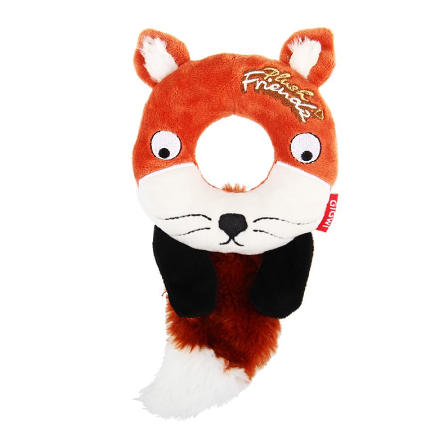 贵为长尾狐狸甜甜圈 1个
