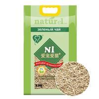 【3袋】N1天然玉米豆腐猫砂 17.5L/6.5kg
