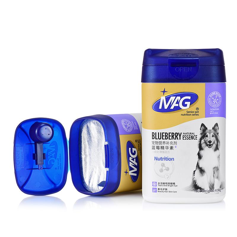 MAG蓝莓精华素升级版 400g